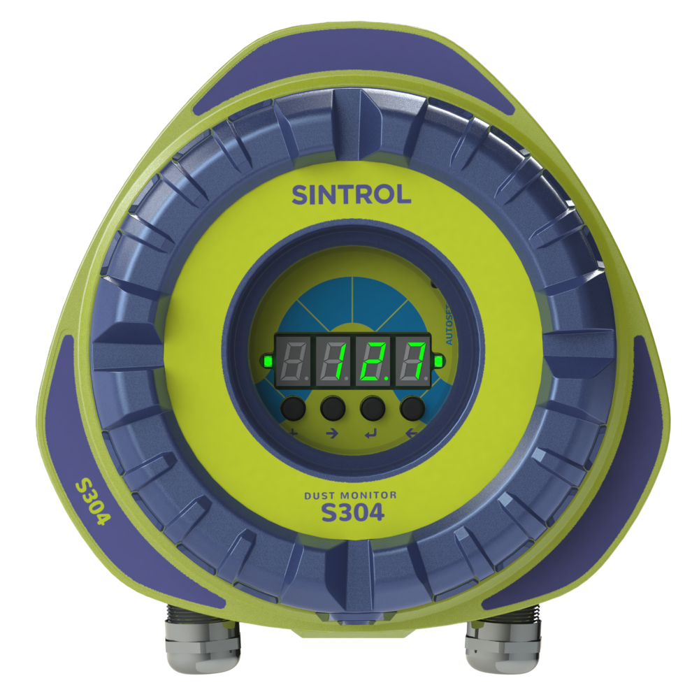 S304 Dust monitor